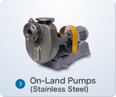On-Land Pumps (Stainless Steel)