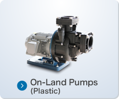 On-land pumps (plastic)
