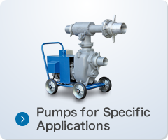 Pumps for Specific Applications